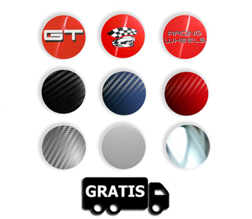 TUNING WHEEL CENTER CAPS - buy it from experts