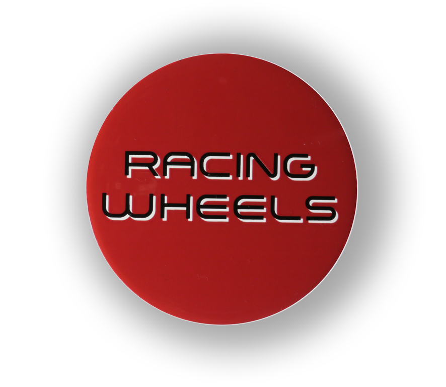 Tuning Race Wheel wheel center caps 60 mm - free shipping