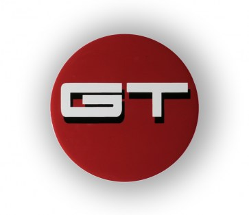 Tuning GT wheel center caps 60 mm - free shipping