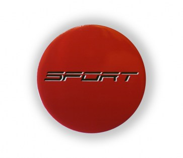 Tuning Sport wheel center caps 60 mm - free shipping